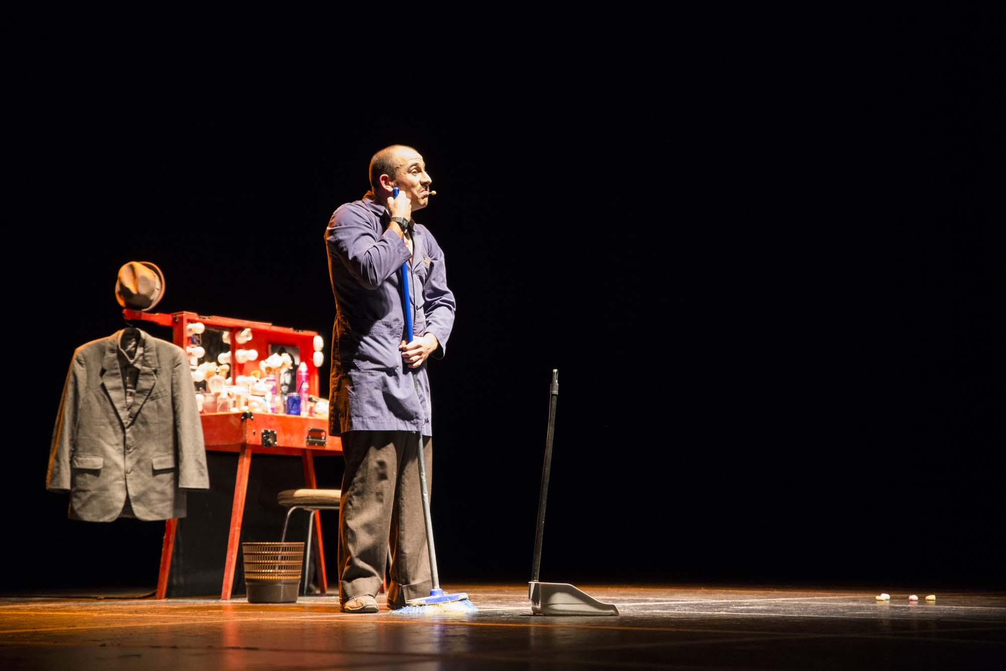 Juan Salvador Tramoya, Teatro Auditorio de Cuenca