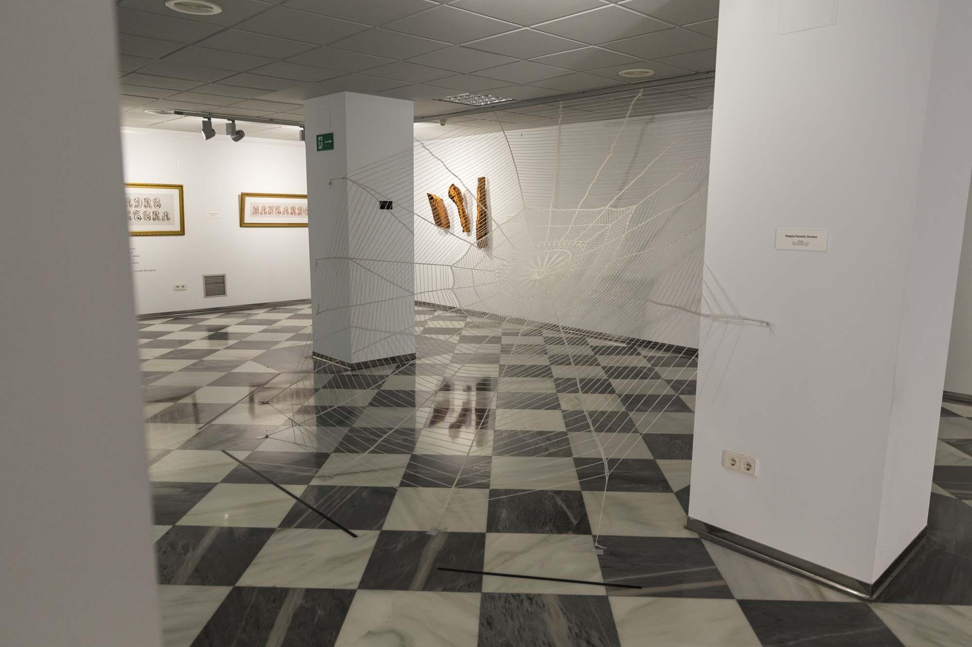 Sala de Exposiciones del Museo de Cuenca