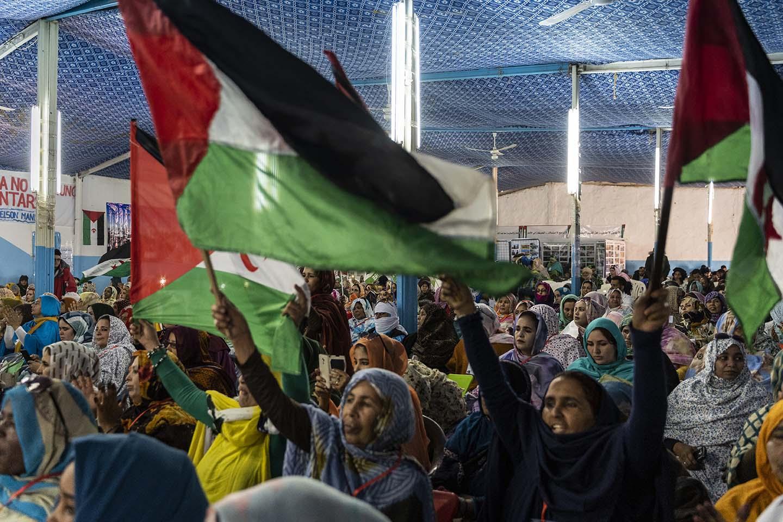 Congreso en el Sahara