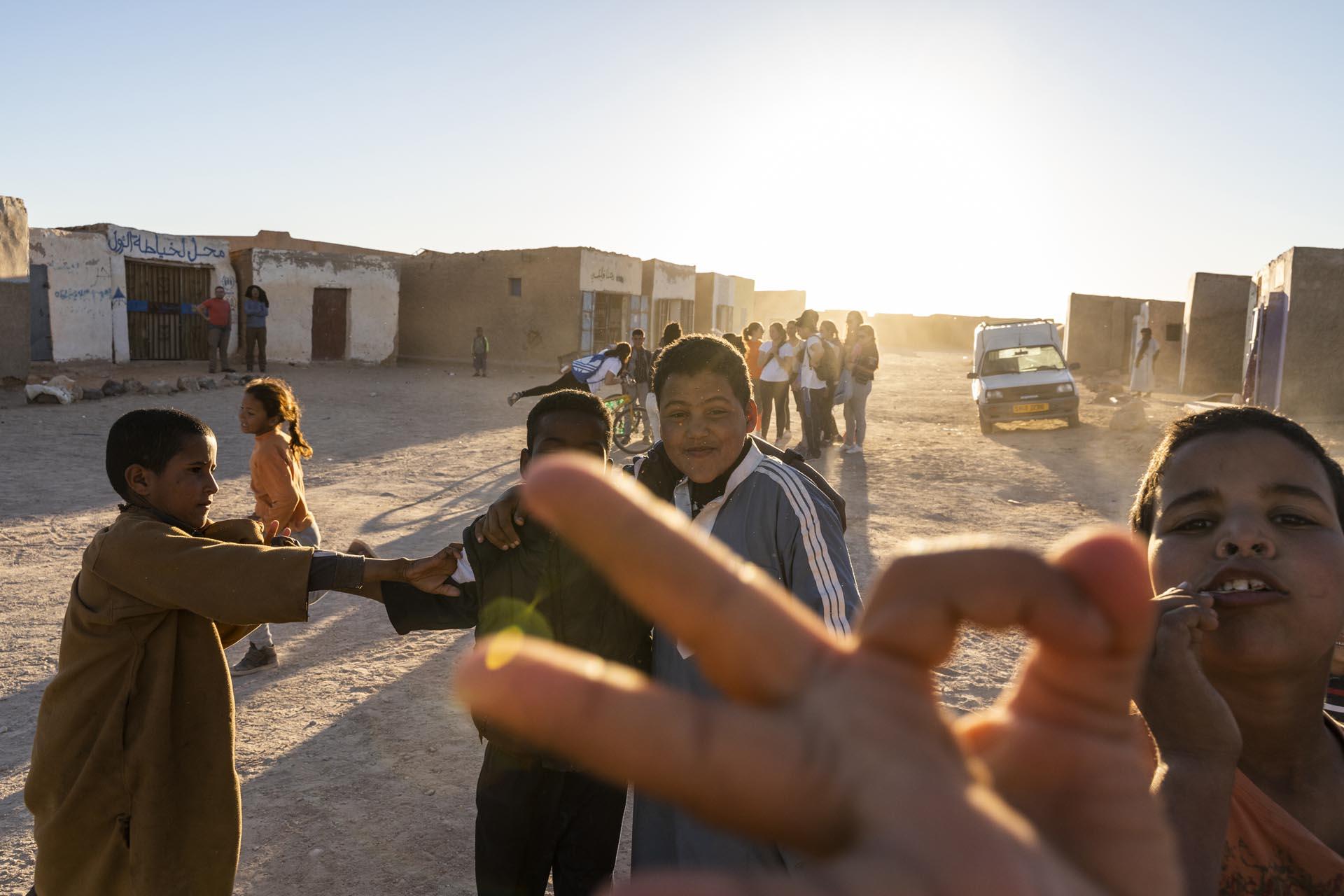 Campamentos Saharauis