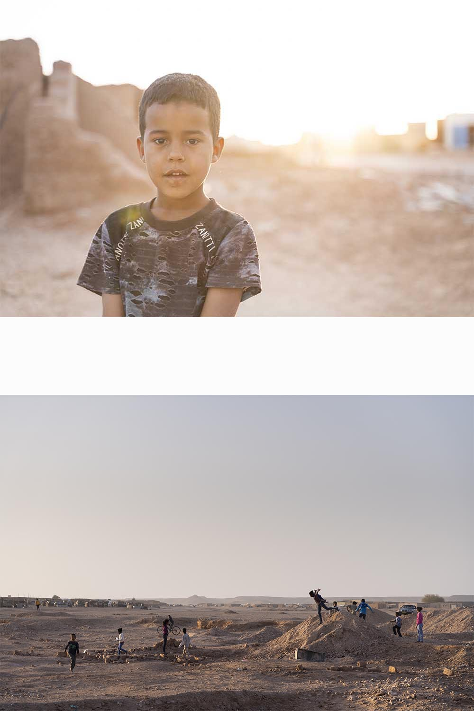 Sahara Esperanza en el Olvido
