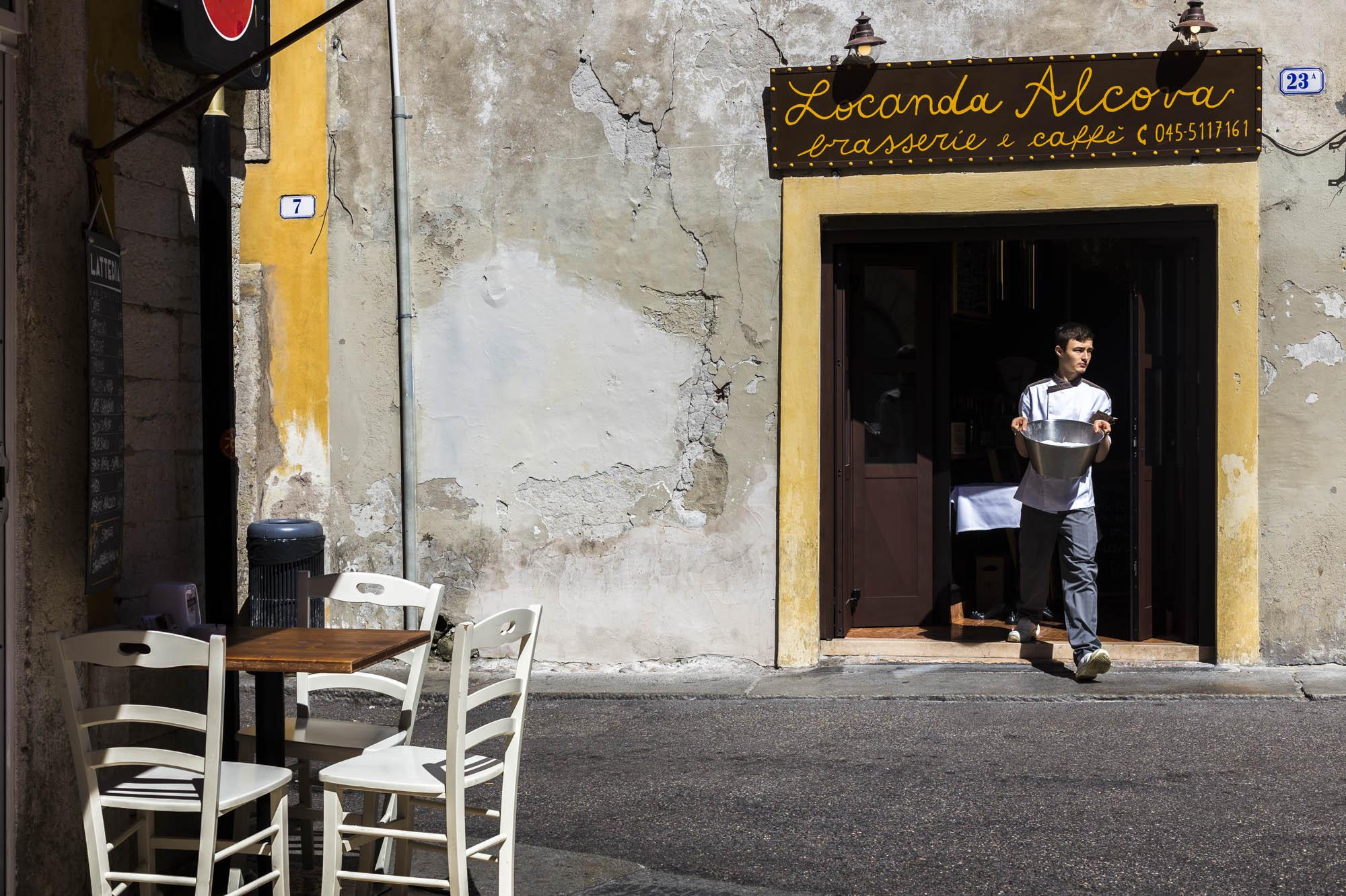 Pizzería en Verona