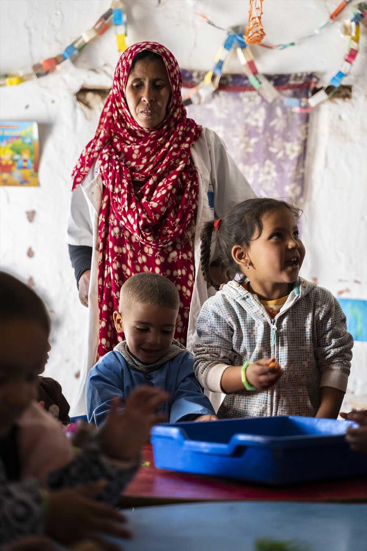 Sahara y la educación